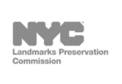 NYC Landmarks Preservation Commission logo