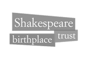 Shakespeare Birthplace Trust logo
